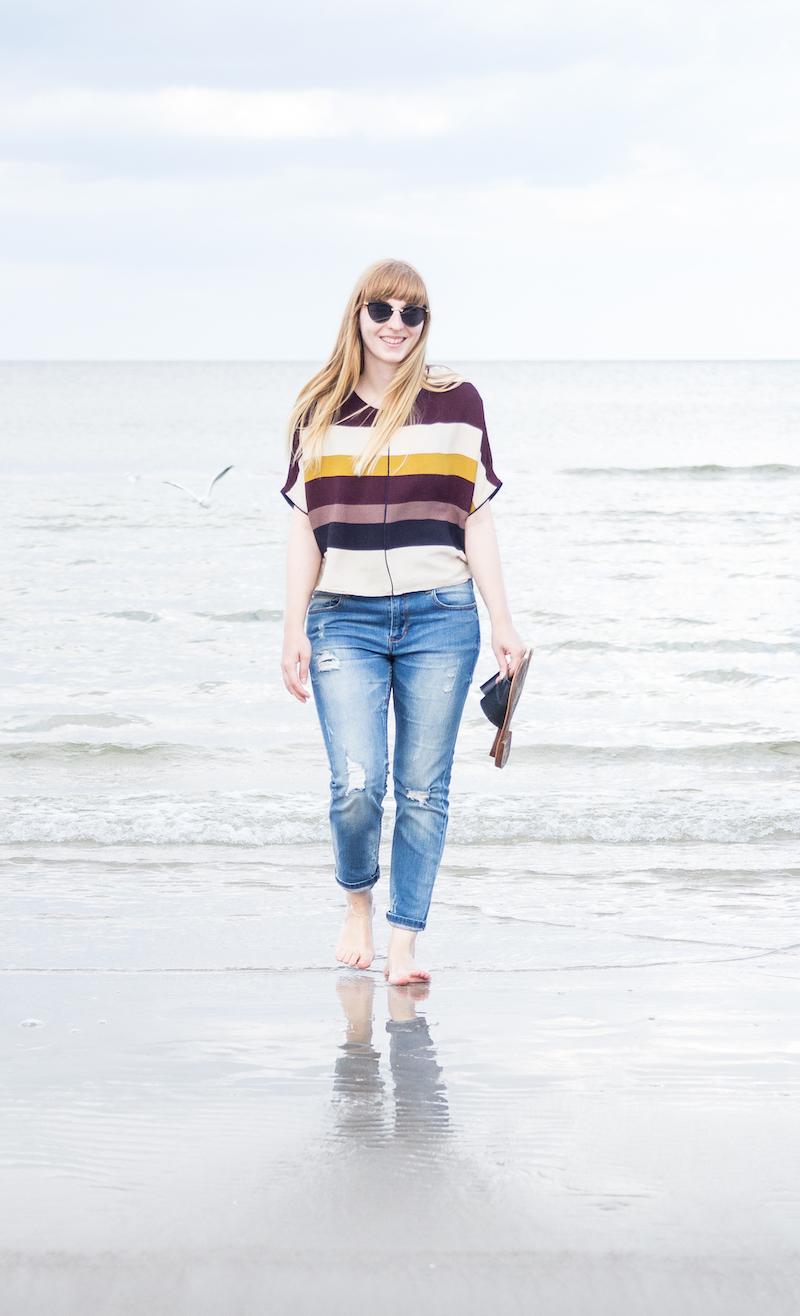 Urlaub, outfit, Meer, Ostsee, Binz, was trage ich, Sommer