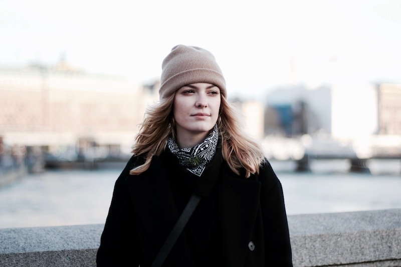 Gastbeitrag, style by marie, Blog, Blogger, stockholm, Winter, Look, Beanie