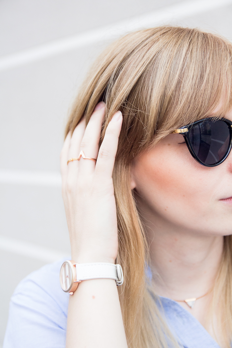 detail, sunnies Asos, Triangle Ring, Madeleine Issing,