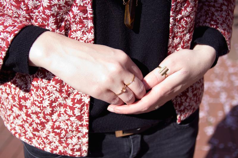 blogger, rings