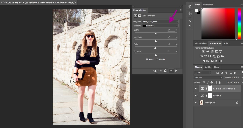 Tutorial, Bildbearbeitung, outfitbilder