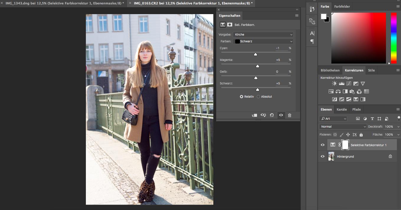 Bildbearbeitung, Tipps, Tutorial, Styleblog, Outfit, Modeblogger