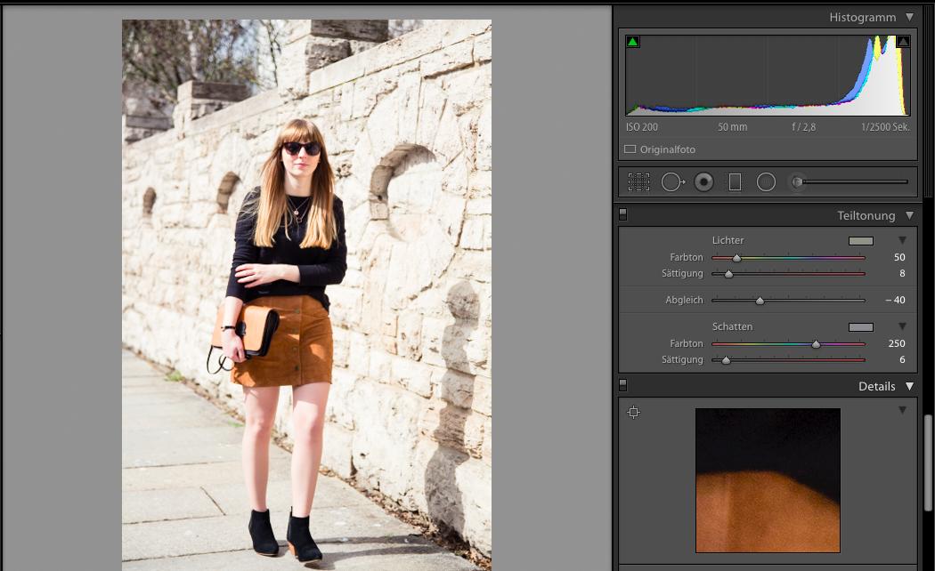 Tipps, Bildbearbeitung, Fashionblogger, Styleblog, Outfitbilder