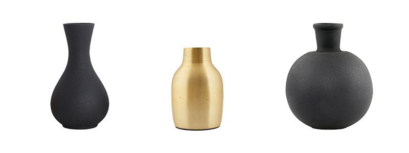 Vasen, Dekoobjekt, Deko, Interior, wenig Aufwand, Tipps, Ideen