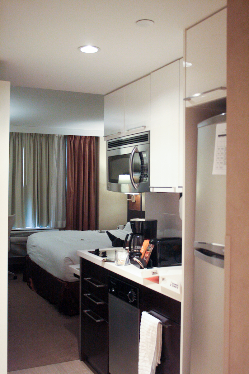 Zimmer, Hotel, New York, Staybridge Suites Times Square