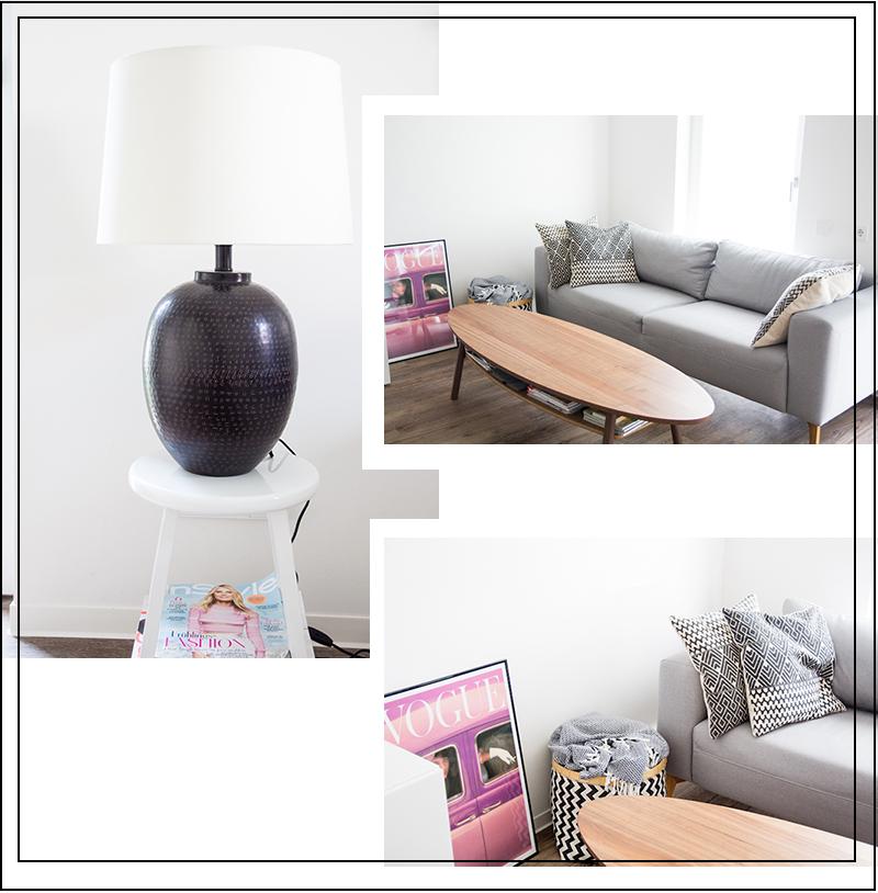 Interior, Home, Stockholm Tisch, graue Couch