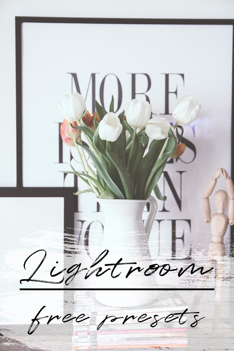 free presets, Lightroom, blogger, Voreinstellungen