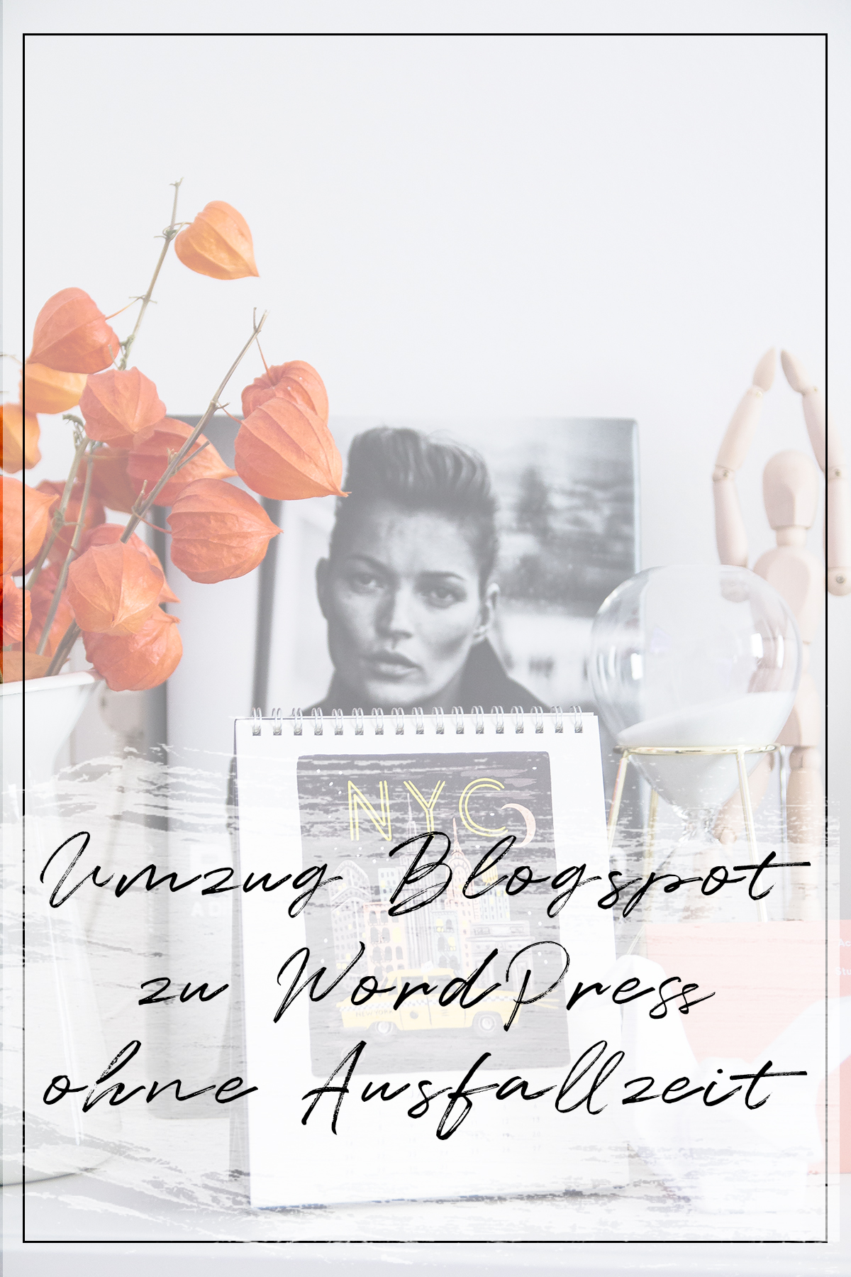 Umzug Blogspot zu WordPress, Ausfallzeit vermeiden, downtime