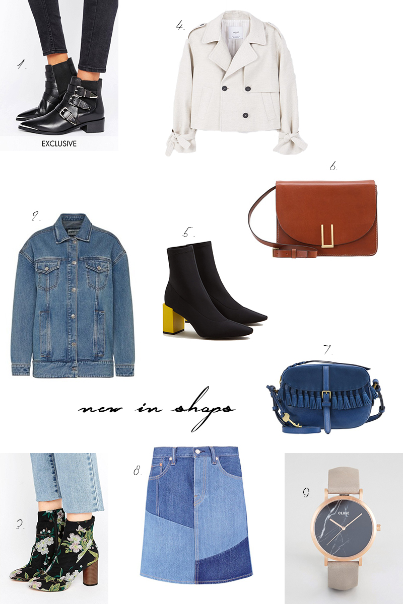 shopping, denim, new in shops, spring, bags