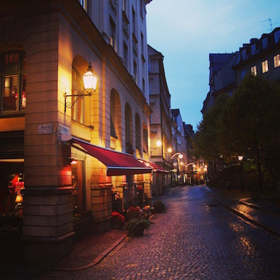 street stockholm