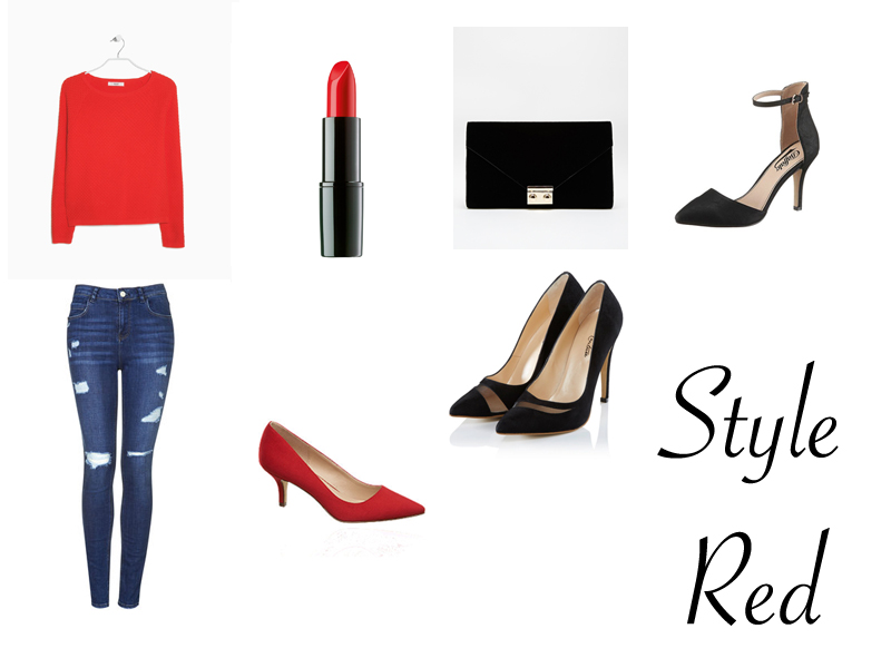 style red