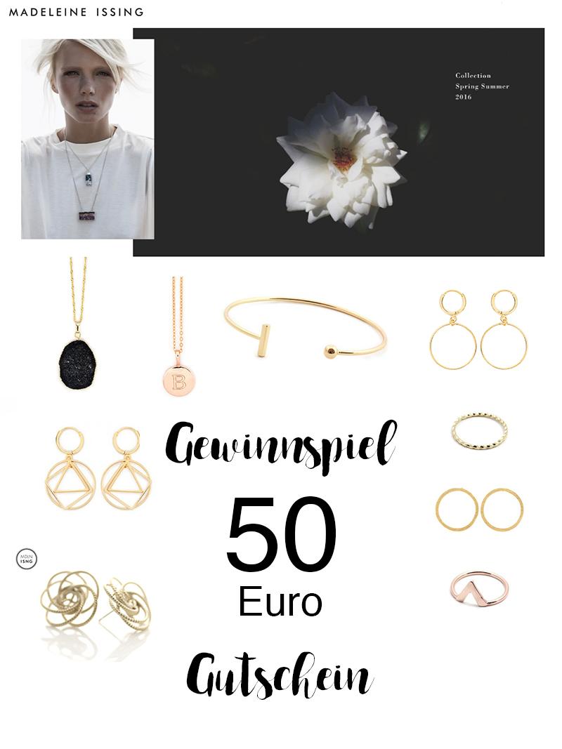 Gewinnspiel, giveaway, Madeleine Issing, Schmuck, filigran, jewelry