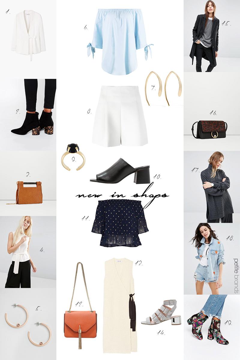 shopping, pre fall fashion, summer fashion, inspo, new in shops