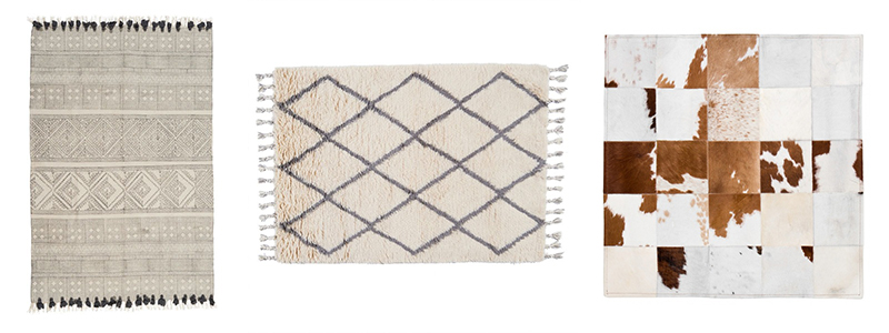 Teppich, Home, Inspiration, Rautenmuster, carpet