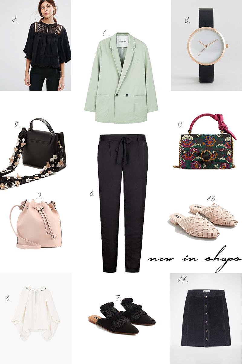 shopping, new in shops, Frühling, trends, Mules, Slipper, Pastell,