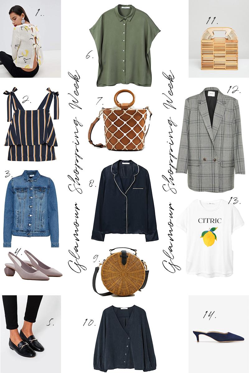 Glamour Shopping Week, Trend , Rabatte, Bambus, Tasche, Bag,