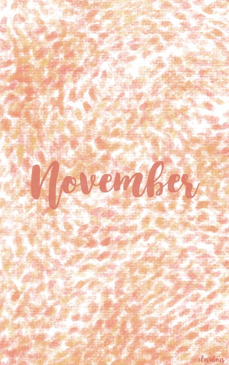 Smartphone, Background, Freebie, Handy, Hintergrund, November