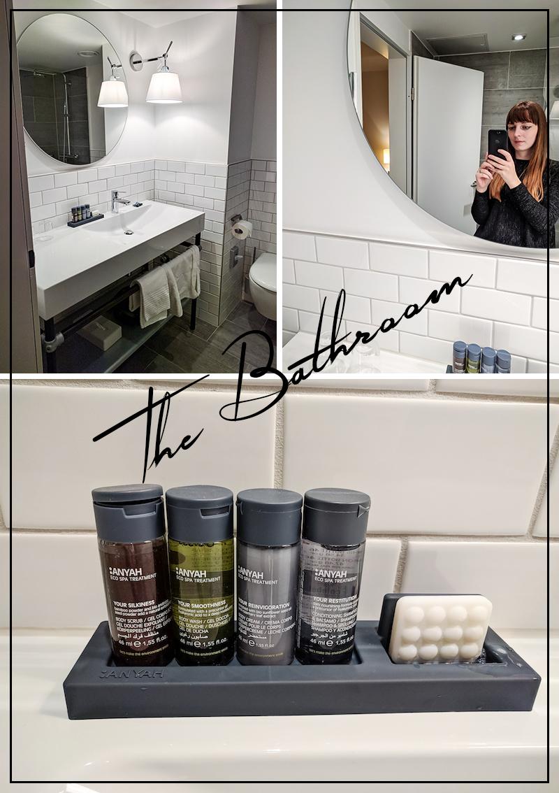 Badezimmer, Design, Gastwerk