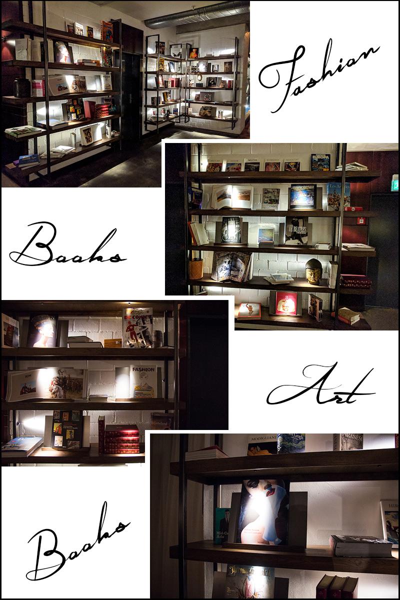 Bücherwand, Bücher, Fashion, Fotografie, Gastwerk, Hamburg, Atrium