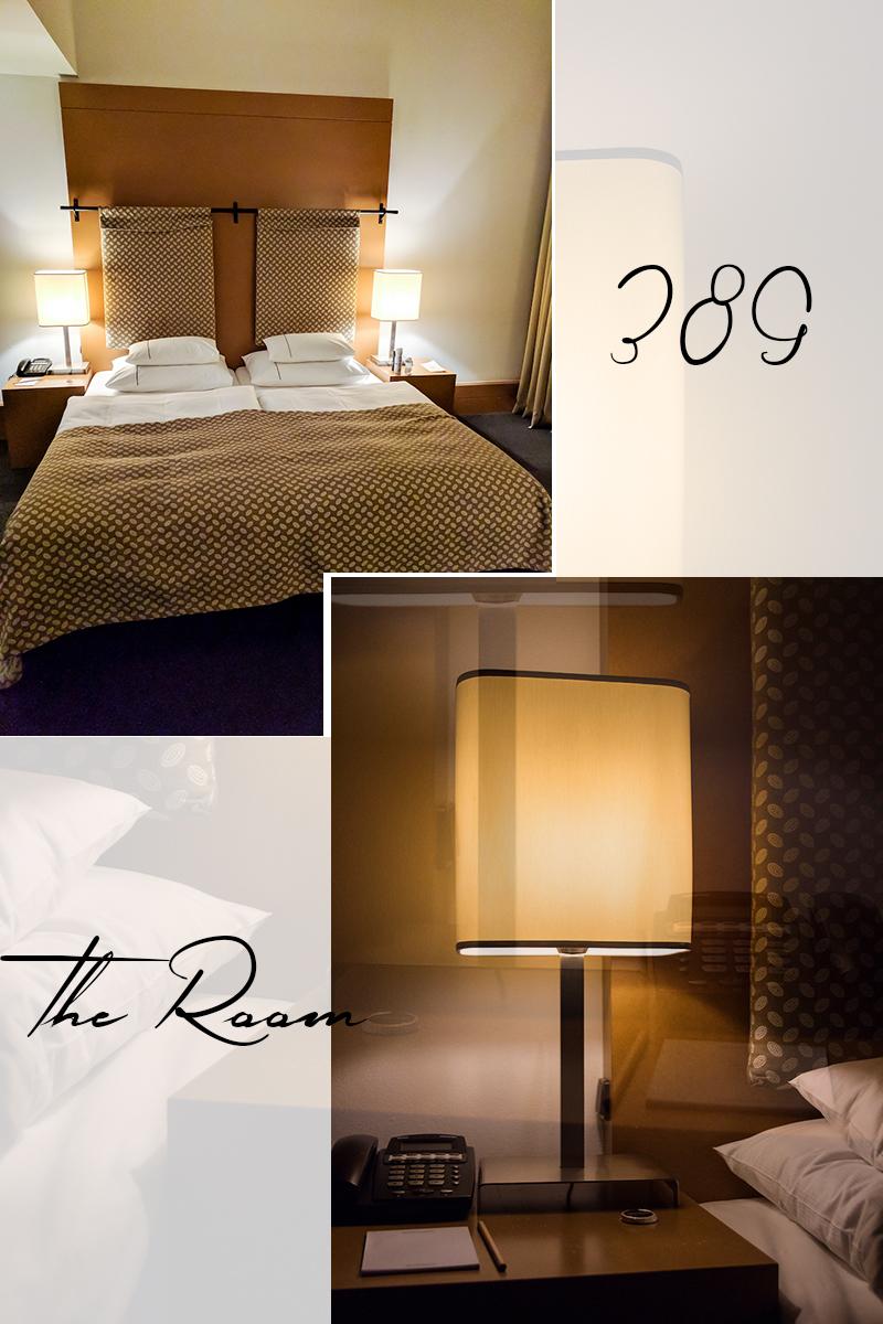 Hotelzimmer, Atrium, Gastwerk, bequem