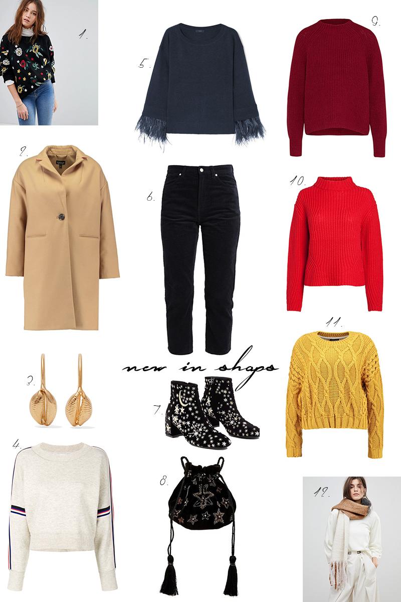 new in shops, shopping, einkaufen, weihnachten, festlich, farbiges im Winter
