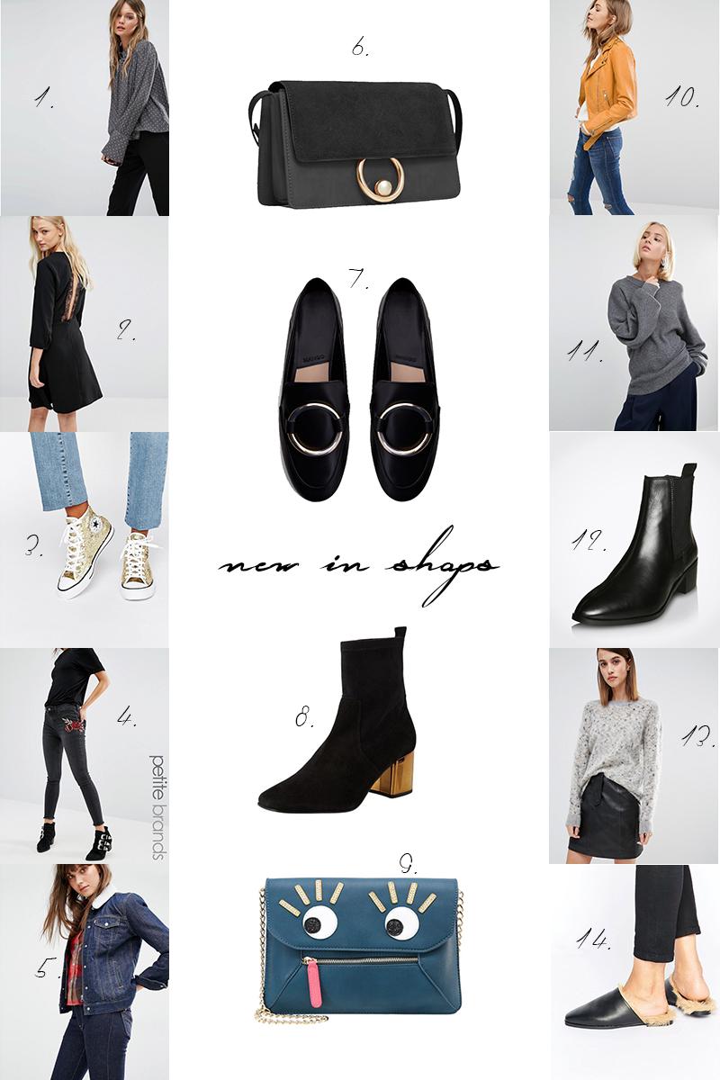 fall fashion, autumn, bag, Loafer, Slipper, knitwear, new in shops