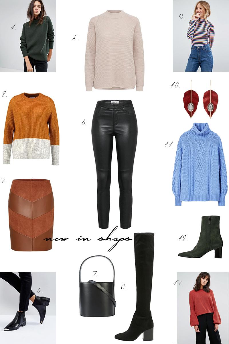 new in shops, Trend, Autumn, Herbst, Overknees, Over the knee,