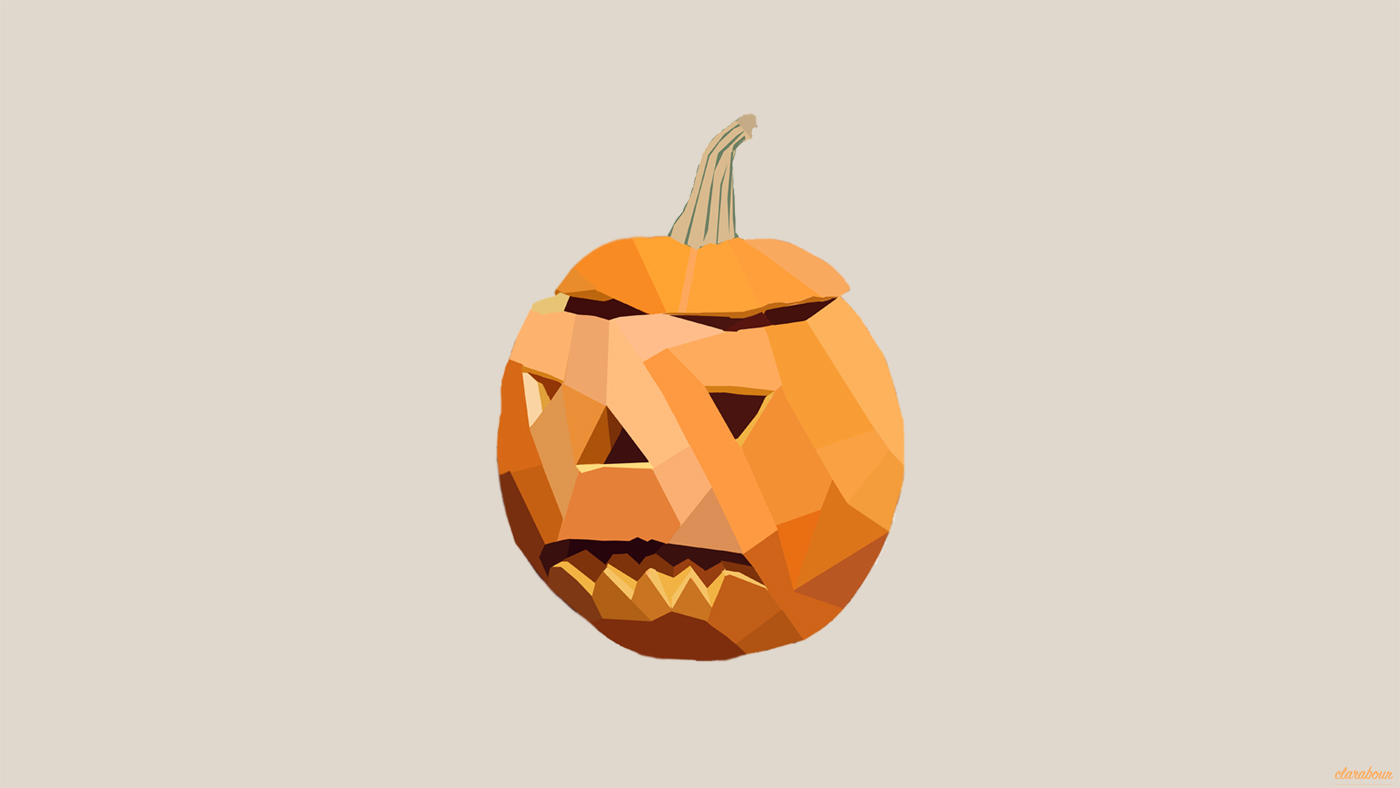 kostenloses Wallpaper mit Kürbis für Oktober, freebie, desktopbackground, free wallpaper with a pumpkin