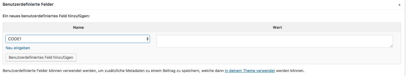 Plugin, WordPress, embed